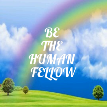 BE THE HUMAN FELLOW